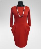 Sukienka Donna/ czerwona
