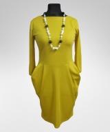 Sukienka Donna/ gold
